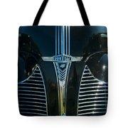 1940 Pontiac Tote Bag