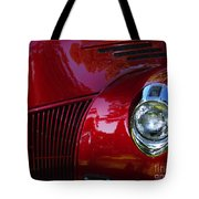 1941 Ford Truck Nose Tote Bag