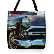 1952 Ford Customline Tote Bag