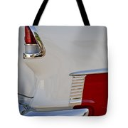 1955 Chevrolet 210 Taillight Tote Bag