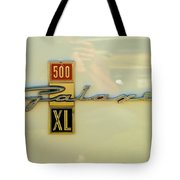 1963 Ford Galaxie Tote Bag