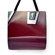 1964 Studebaker Avanti Emblem Tote Bag