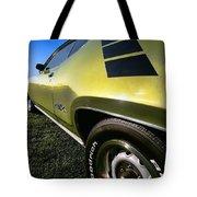 1971 Plymouth Gtx Tote Bag by Gordon Dean II