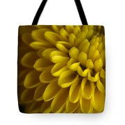 A Bouquet Of Button Chrysanthemums Tote Bag