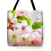 A Day In Spring Tote Bag