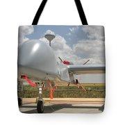 A Heron Tp Unmanned Aerial Vehicle Tote Bag