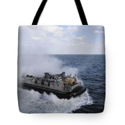 A Landing Craft Utility From Assault Tote Bag