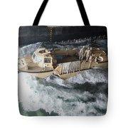 A Lighter Amphibious Re-supply Cargo Tote Bag