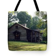 A Quiet Place On The Hill Tote Bag