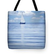 A Sailboat Tote Bag