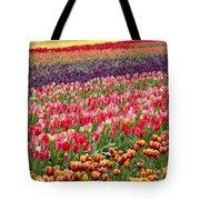A Tulip Field Tote Bag