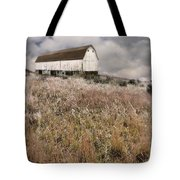 Abandoned Barn Tote Bag