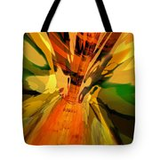 Abstract Dragon Fx  Tote Bag