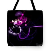 Abstract Eighteen Tote Bag