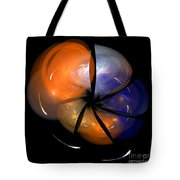 Abstract Eighty-eight Tote Bag