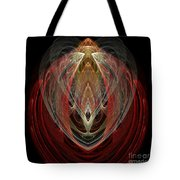 Abstract Eighty Tote Bag