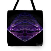 Abstract Eighty-one Tote Bag