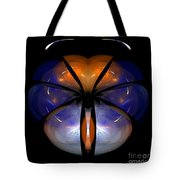 Abstract Eighty-six Tote Bag