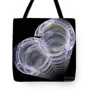 Abstract Fifty-eight Tote Bag