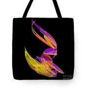 Abstract Fifty-four Tote Bag