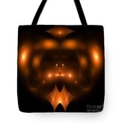 Abstract Fifty-two Tote Bag