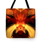 Abstract Five Tote Bag