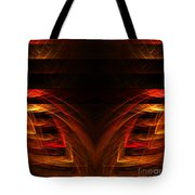 Abstract Forty-eight Tote Bag