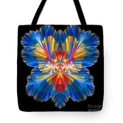 Abstract Forty-nine Tote Bag
