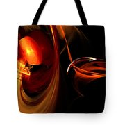 Abstract Four Tote Bag