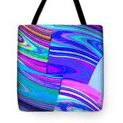 Abstract Fusion 44 Tote Bag