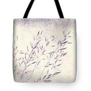 Abstract Gras Tote Bag