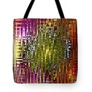Abstract Iv Tote Bag