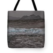 Abstract Kino Bay Tote Bag