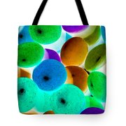 Abstract Negative Art Tote Bag