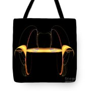 Abstract Nine Tote Bag