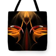 Abstract Seven Tote Bag