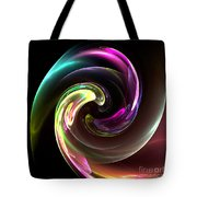 Abstract Seventy-three Tote Bag
