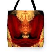 Abstract Six Tote Bag
