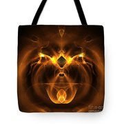 Abstract Sixty-five Tote Bag