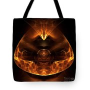 Abstract Sixty-six Tote Bag