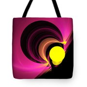 Abstract Twenty-four Tote Bag