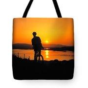 Achill Island, Co Mayo, Ireland Tote Bag