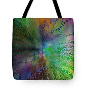 After The Rain  Tote Bag by Tim Allen