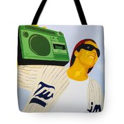 Alex Tote Bag by Michael Ringwalt