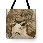 Alice Liddell, Alices Adventures Tote Bag