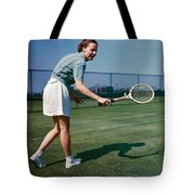 Alice Marble (1913-1990) Tote Bag