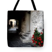 Alley With Arches Tote Bag