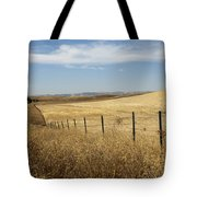 Along The Line  Tote Bag
