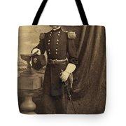 Ambrose Burnside, Union General Tote Bag