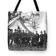 Ambrose E. Burnside Tote Bag